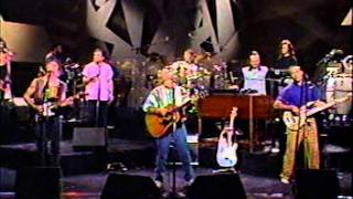 Jimmy Buffett on the Tonight Show 1990 - In the City