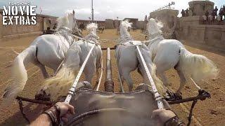 Go Behind The Scenes Of BenHur 2016