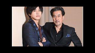 トーク:役所広司&松坂桃李映画「孤狼の血」で共演今に問う、昭和の熱い男たち