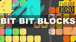 Bit Bit Blocks Game Review 1080P Official Greg Batha Board 2016