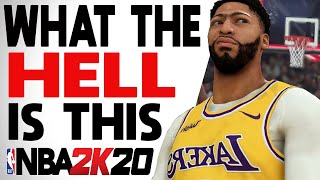 NBA 2K20 Is Absolutely Insulting