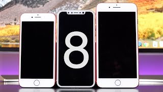 Apple iPhone 8: First Look!