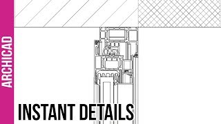 How to create anything in ArchiCAD: Instant Details