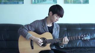 (Ed Sheeran) Thinking Out Loud   Sungha Jung