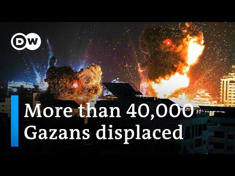 Israeli airstrikes fuel growing humanitarian crisis in Gaza   DW News