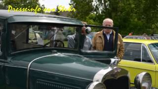 preview picture of video 'Oldtimershow 2014 in Stuhr Brinkum'