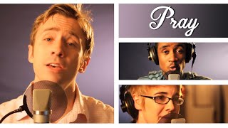 Justin Bieber - PRAY - Peter Hollens feat. Therry Thomas & Courtney Jensen
