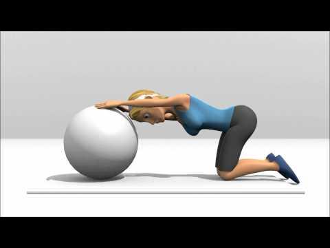 Osteochondrose Schmerz Klicks
