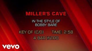 Bobby Bare - Miller's Cave (Karaoke)