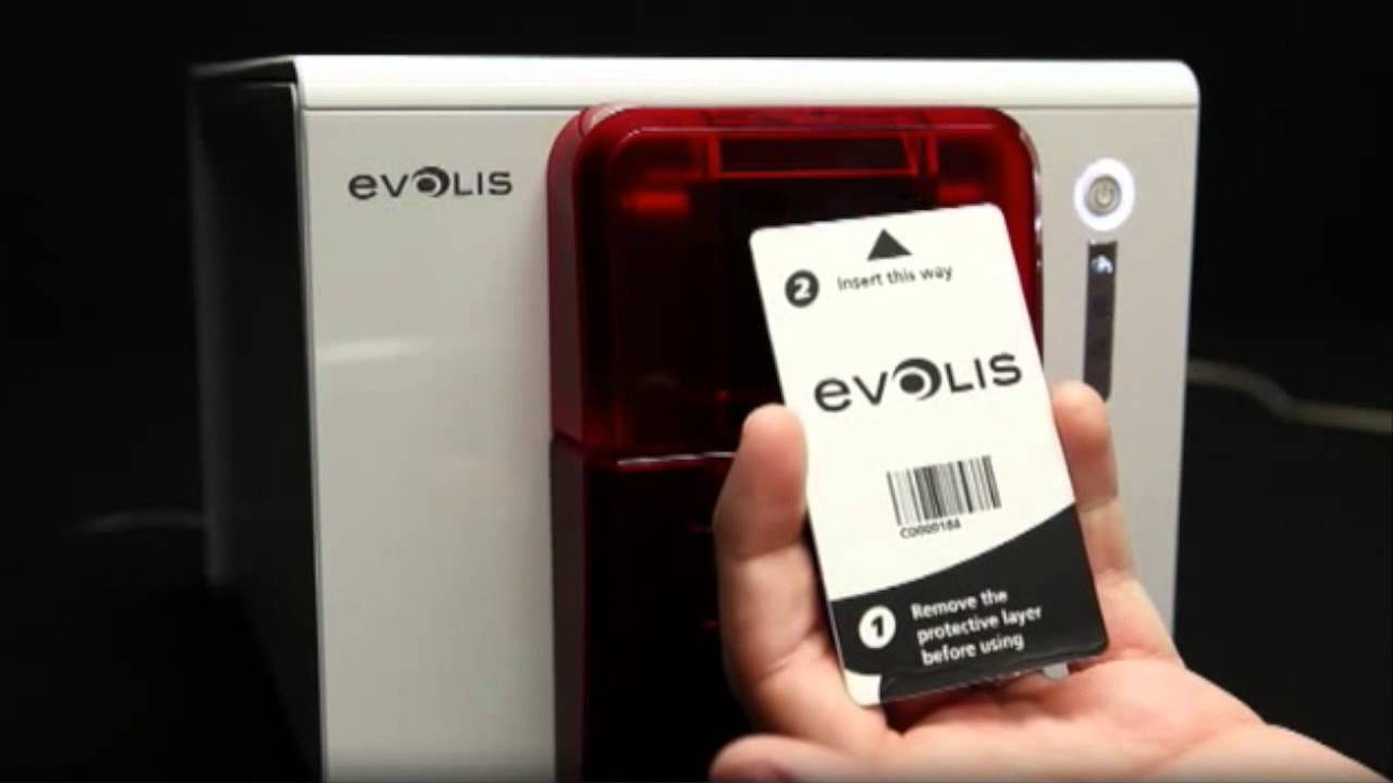 Evolis Zenius - How to Clean Your Printer