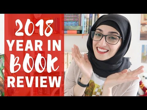 2018 Year in Book Review | Book Tag (original)
