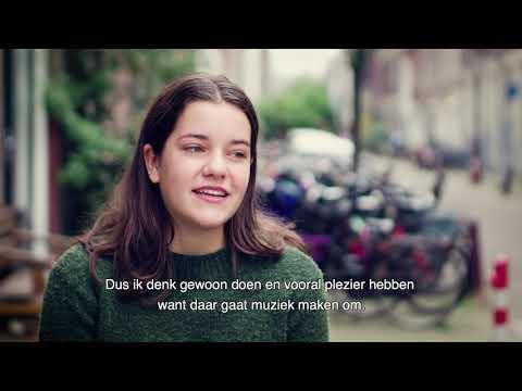 Fagottiste Yasmine vertelt over het Prinses Christina Concours