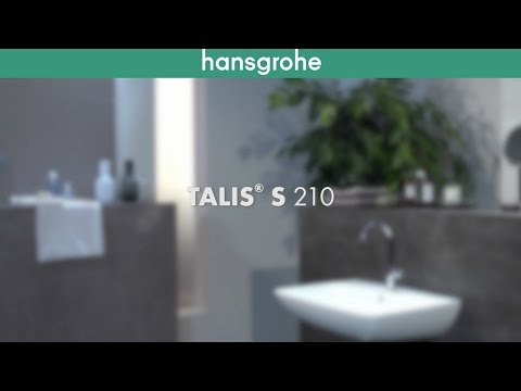 Hansgrohe Talis Single lever basin mixer 210 #32082000