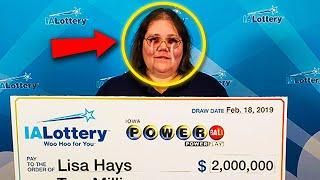 10 Lottery Winners Who Got Scammed