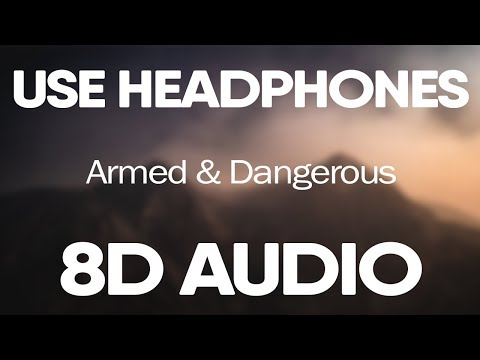 Juice WRLD – Armed And Dangerous (8D AUDIO)