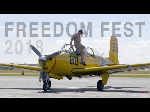 Freedom Fest Fly-In 2018