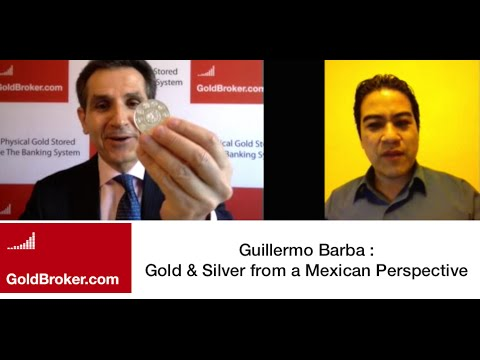 Guillermo Barba: Gold & Silver from a Mexican Perspective