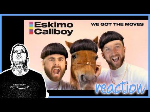 ESKIMO CALLBOY Weve Got The Moves  a PUNK ROCK DAD Reaction