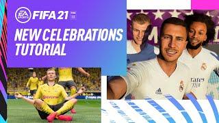 FIFA 21   New Celebrations Trailer