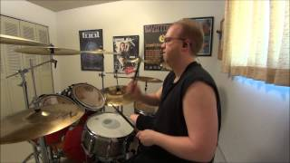 Under The Covers - Drain STH - Serve The Shame DRUM COVER / The Drum Show