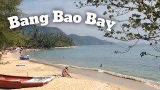 Bang Bao Fishing Village Koh Chang Thailand