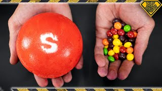 Making Hamburger Sized Skittles