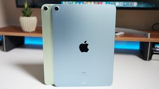 Apple iPad Air (2020) Review - Mostly Pro