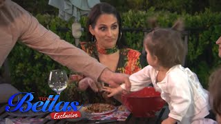 Nikki's family dinner party!   Total Bellas Exclusive