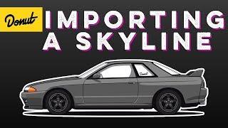 The Truth About Importing a Skyline GTR | WheelHouse