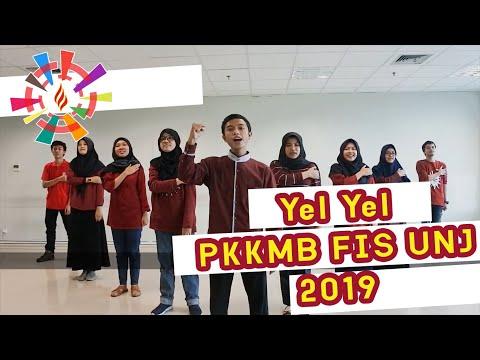 Yel Yel PKKMB FIS UNJ 2019
