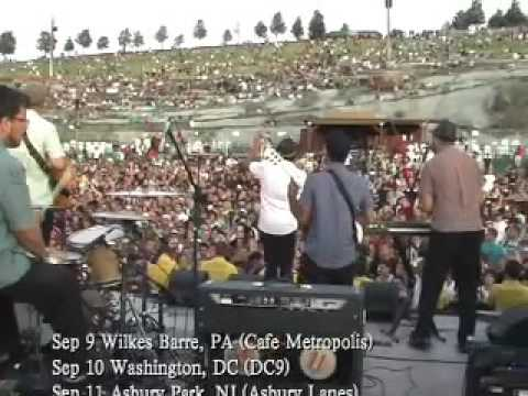 Westbound Train @ Warped Tour 2009...
