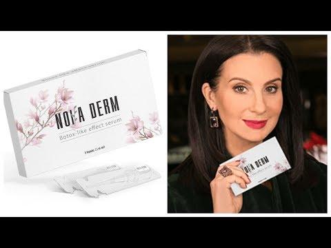 youtube NOIA DERM (Ноя Дерм) - сыворотка с ботокс эффектом