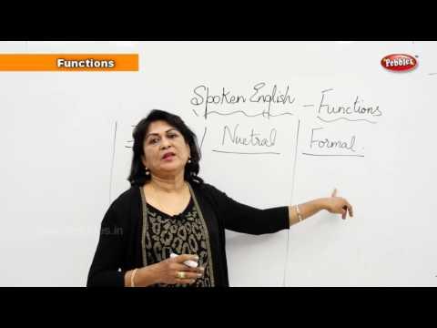 Spoken English Basic for Beginners || Online English Speaking Tutorial