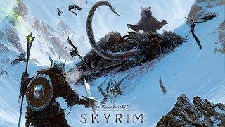 Skyrim:Секретный компаньон