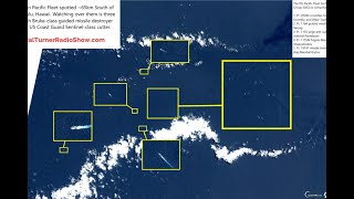 RUSSIAN PACIFIC FLEET NOW ONLY 35 MILES FROM OAHU, HAWAII