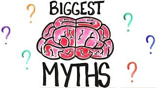 7 Myths About The Brain You Thought Were True