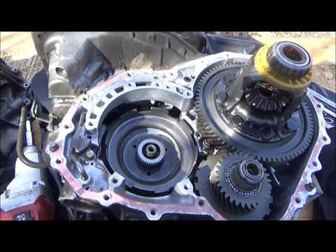 Фото к видео: 2000 Toyota Corolla A245E Transmission Teardown Part 1