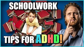 ADHD Tips: How To Focus On Your Schoolwork When You Have ADHD?