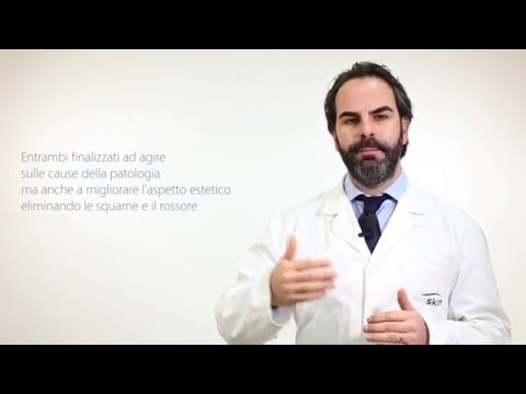Eczema benigno