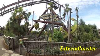 preview picture of video 'Mr Monkey's Banana Ride - Off Ride - POV - Thorpe Park 2013 - (HD)'