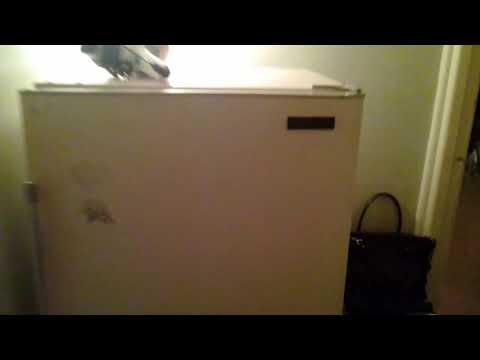 Мой холодильник ЗИЛ-64. Заработал компрессор!