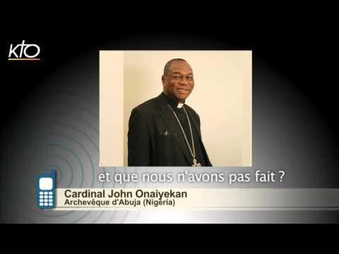 #PrayForParis - Cardinal John Onaiyekan
