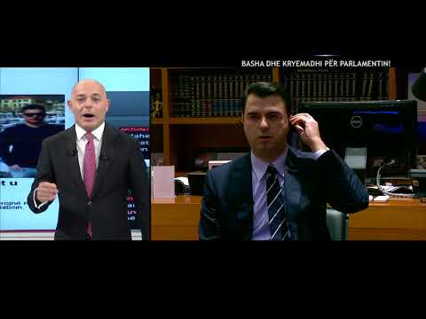 Opinion - Basha dhe Kryemadhi per parlamentin! (12 tetor 2017)