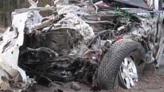 Трагическое ДТП с участием пяти автомобилей произошло в Кингисеппском районе.