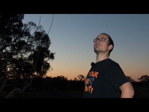Rear curtain slow sync flash tutorial