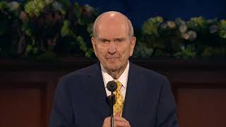 President Russell M. Nelson - Saturday Morning Session April 2020 General Conference
