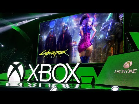 Xbox E3 2018 Preview - Cyberpunk 2077, Fable 4, Borderlands 3, Halo 6 & More!