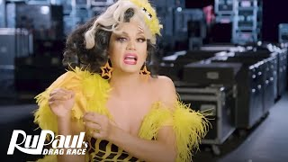 Before She Walks In | Quick-Fire Questions | RuPaul
