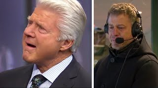 TROY AIKMAN EMOTIONAL AS JIMMY JOHNSON INDUCTED IN PRO FOOTBALL HALL OF FAME!