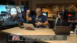 Ryzen 9 3950X review, Black Friday PC deals, MacBook Pro/Mac Pro, Q&A | The Full Nerd ep. 114